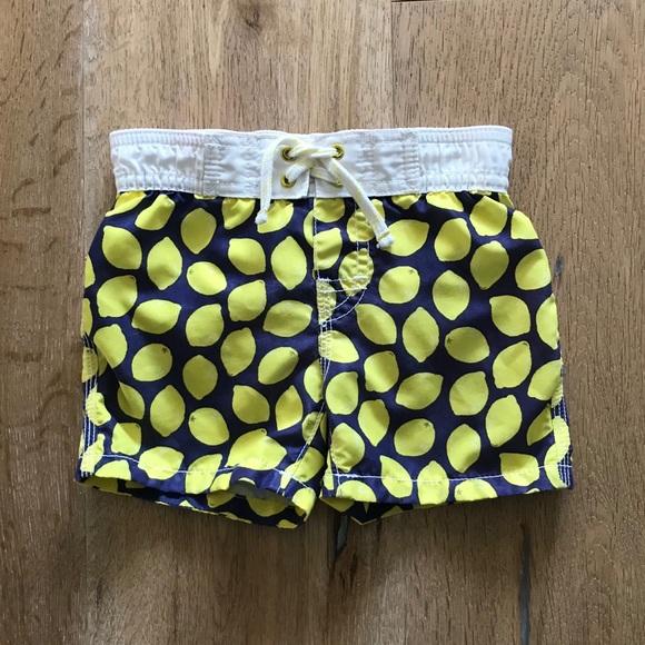 94b51af80829 GAP Swim | Baby Lemon Trunks | Poshmark